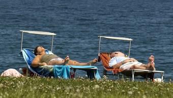 Ein Sommeranfang wie im Bilderbuch (Symbolbild)