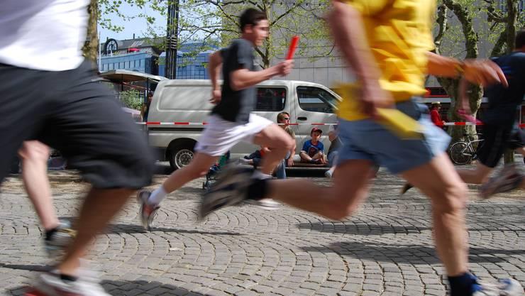 Für den Aarauer Stadtlauf braucht es einen neuen Organisator.