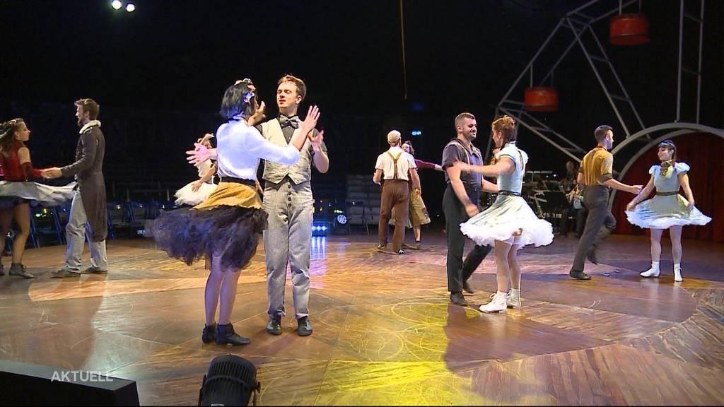 Circus Monti sagt Tournee zum ersten Mal in seiner Geschichte ab