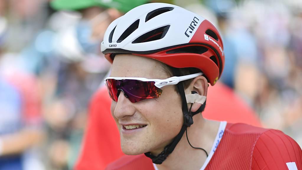 Stefan Küng verzichtet auf die Titelverteidigung im Strassenrennen