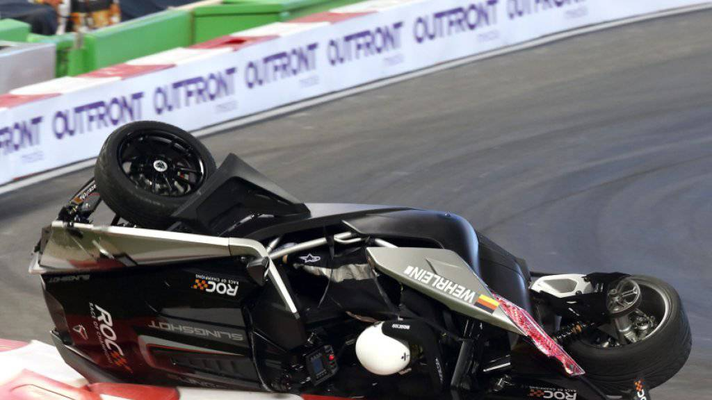 Bei Unfall verletzt: Jetzt ist Sauber-Pilot Pascal Wehrlein wieder fit