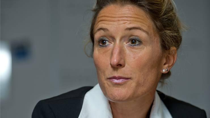 Susanne Hochuli: «Mit dem heutigen System können wir diese Eritreer nicht integrieren.»