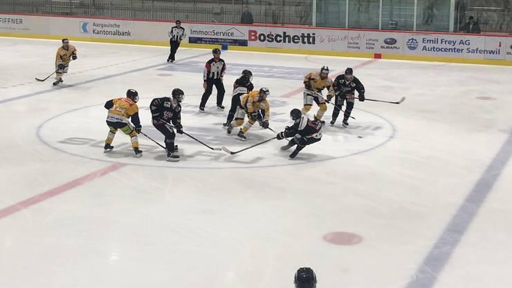 Die Argovia Stars feierten gegen den SC Rheintal den vierten Sieg in Folge.