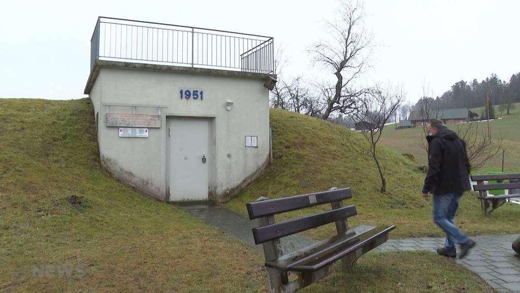 Verseuchtes Trinkwasser in Ursenbach: Bakterien wegen Schmelzwasser in Quelle