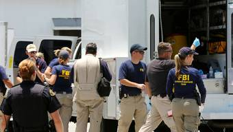 FBI im Einsatz in Florida: Fahnder nehmen in Key West einen mutmasslichen IS-Anhänger fest.