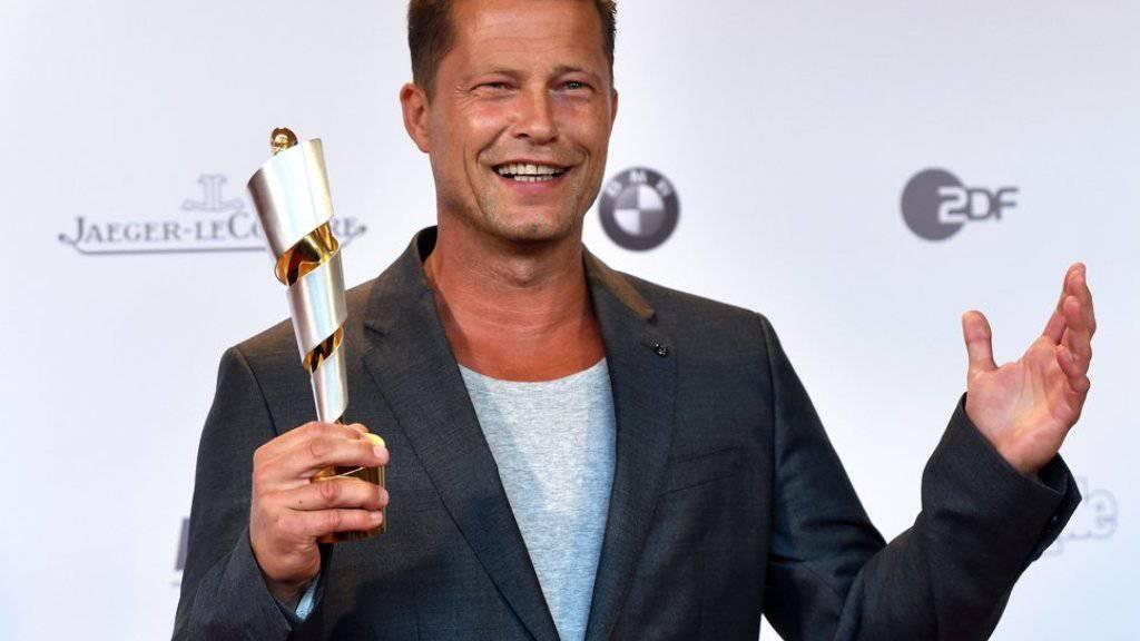 Ein Herz aus Gold: Schauspieler Til Schweiger hat die Eröffnung einer Kita für Flüchtlingskinder möglich gemacht. (Archivbild)