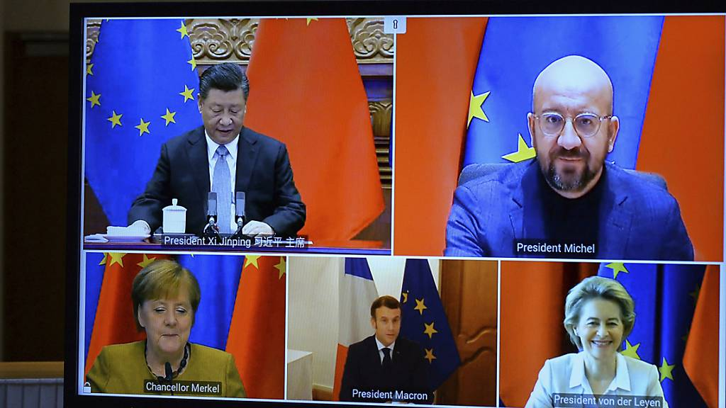 EU und China einigen sich auf Investitionsabkommen
