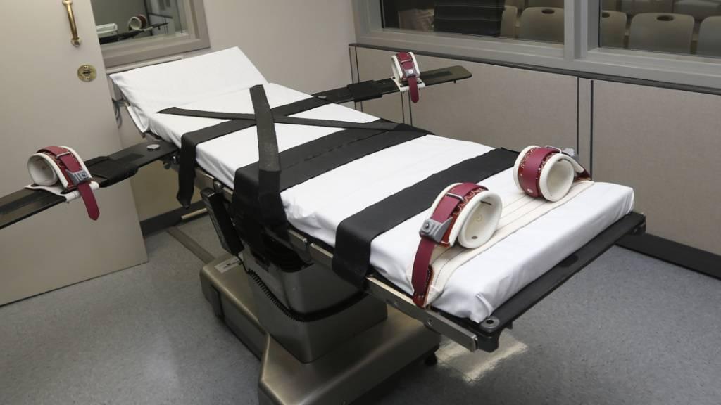 Dritte Hinrichtung auf Bundesebene innerhalb einer Woche