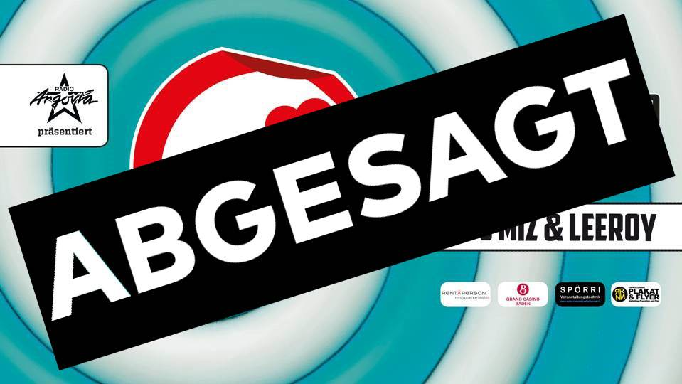 90s-Absage