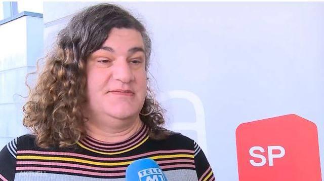 """Transfrau und SP-Mitglied Antonia Iten: """"Wir wollen aufzeigen, dass es uns gibt"""""""