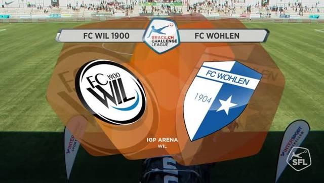 FC Wil - FC Wohlen, 1:4, 09.04.2017