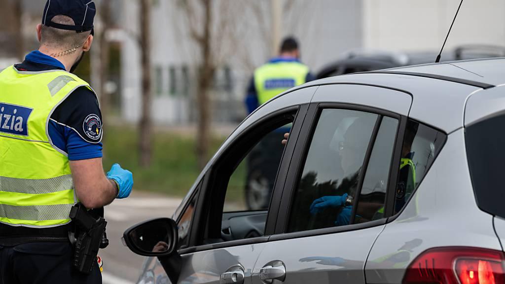 Einreisebeschränkungen an der Grenze zu Italien bleiben