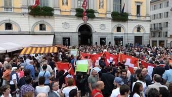 Ein Vergleich des Politikwissenschaftlers Nenad Stojanovic zeigt, dass Lugano beim Abstimmungsverhalten Schweizer Städte eine Sonderrolle einnimmt.