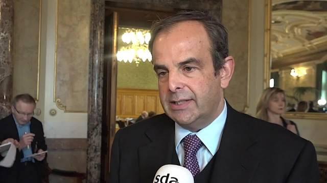 «Inakzeptabel»: CVP-Präsident Gerhard Pfister zum Fall Buttet