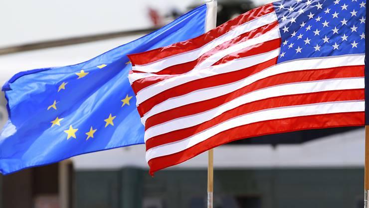 Die EU will einen neuen Handeslpakt mit den USA aushandeln. (Symbolbild)