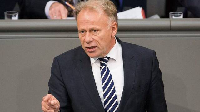 Der Fraktionsvorsitzende der Grünen Partei: Jürgen Trittin (Archiv)