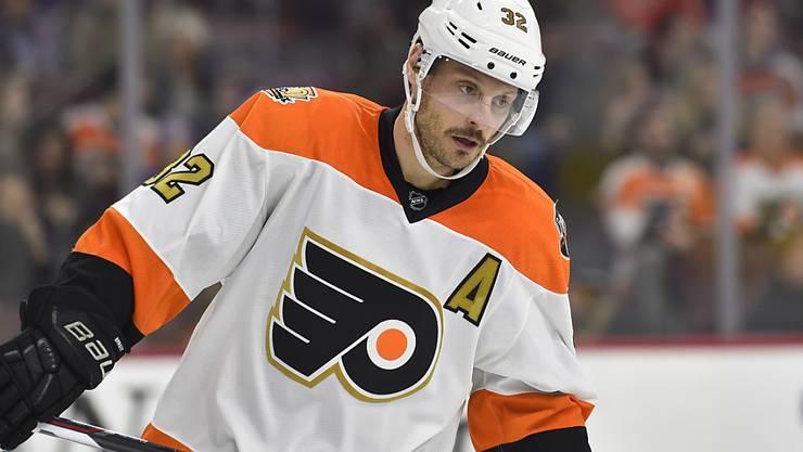 Ohne Routinier Mark Streit haben die Philadelphia Flyers zuletzt sieben von neun Matches verloren