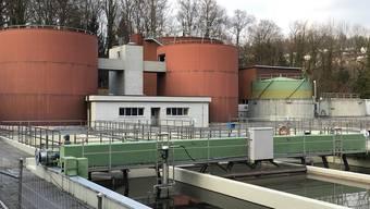 3,2 Millionen Kubikmeter Abwasser gereinigt: ARA Bremgarten im Jahr 2017.