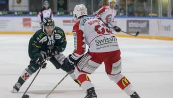 Eishockey, Swiss League, 24. Runde, EHC Olten - EHC Winterthur