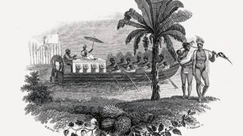 Nicolas Ryhiner ist  in seinem Roman «Im Surinam» auf den Spuren eines Urahnen.