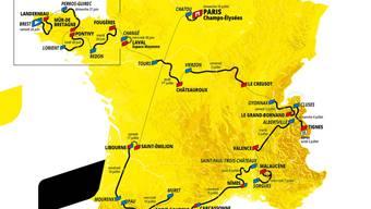 Es geht erstmals in der Tour-Geschichte im Sommer 2021 gleich zweimal auf den Mont Ventoux