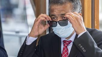 Tedros Adhanom Ghebreyesus, Generaldirektor der Weltgesundheitsorganisation (WHO), sieht im Medikament Dexamethason einen Durchbruch bei der Bekämpfung des Coronavirus. (Archivbild)
