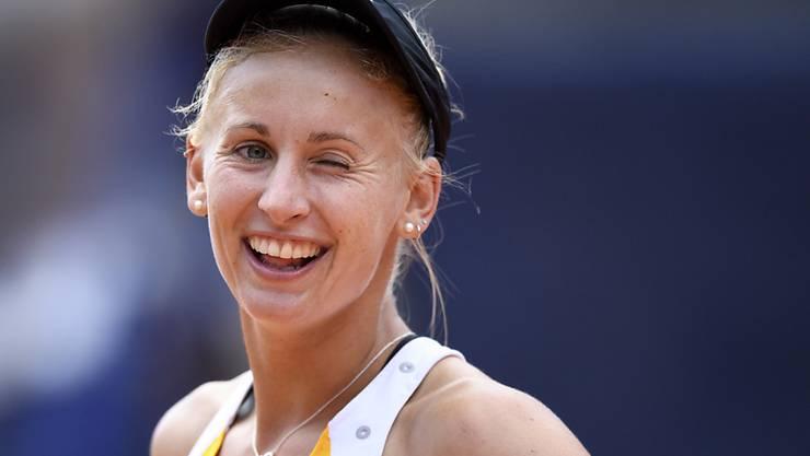 Jil Teichmann schaffte in Prag den sensationellen Turniersieg