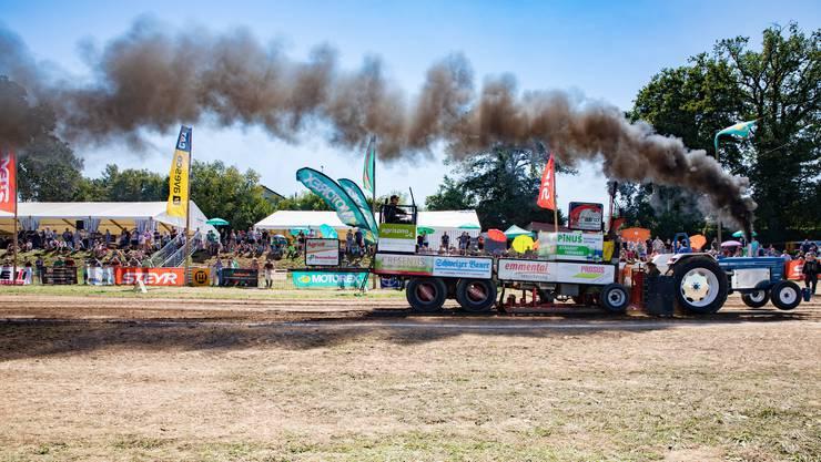 Tractor Pulling 2019 in Etziken