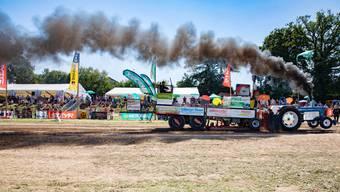 Tractor Pulling in Etziken 2019