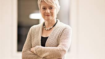 Jacqueline Fehr, Zürcher Regierungsrätin, leitet die Aargauer Findungskommission.