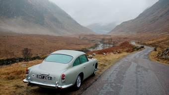 Im Geheimdienst Ihrer Majestät: Das Glencoe-Tal war Schauplatz von Dreharbeiten für den James-Bond-Film «Skyfall» mit Hauptdarsteller Daniel Craig.
