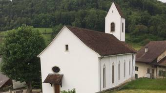 Die Kirche in Rothenfluh.