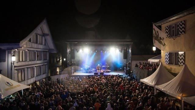 Postplatz Festival in Appenzell
