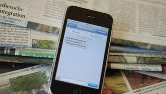 SMS gegen Papierberge