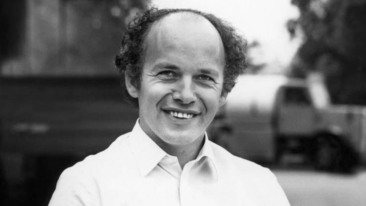 Ueli Maurer ist seit über 40 Jahren politisch tätig. Erst als Gemeinderat von Hinwil. Von 1983 bis 1991 sass er im Zürcher Kantonsrat. Bild von 1987.