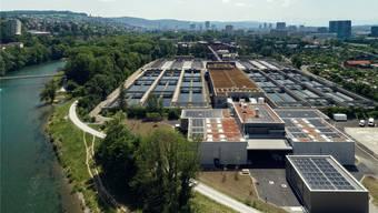 Kläranlage Werdhölzli: Nach Schlieren soll nun auch Zürich Abwasser als Energiequelle anzapfen.