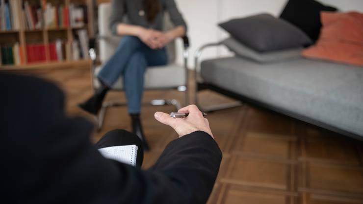 Mit Aktionstagen will der Kanton auf das Thema Psychische Gesundheit aufmerksam machen. (Symbolbild).