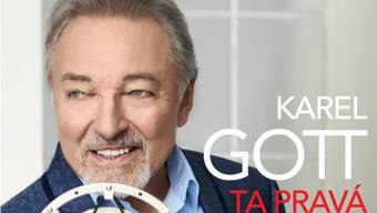 Unermüdlich: Nach überstandener Krebserkrankung veröffentlicht der tschechische Schlagersänger Karel Gott mit 78 Jahren ein neues Album. Bei der CD-Taufe hatte seine elfjährige Tochter einen Gastauftritt. (zVg)
