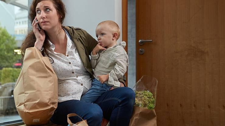 Das traditionelle Modell der Mutter als Hausfrau ist immer weniger aktuell. (Symbolbild)