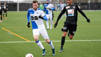 GC - FC Aarau, Testspiel