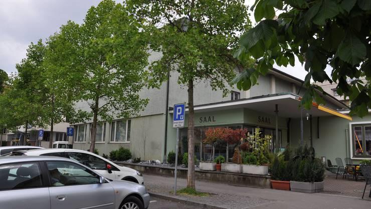 Das Restaurant Salmen verfügt seit jeher nur über sieben Parkplätze. Fabienne Wildbolz