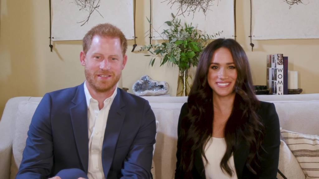 Harry und Meghan lancieren Webseite ihrer gemeinnützigen Organisation