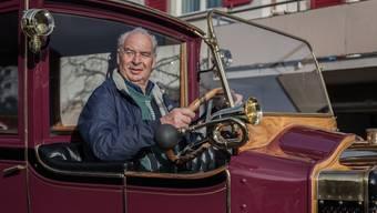 Zetzwiler restaurierte einen Kaiserwagen