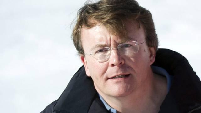 Der niederländische Prinz Johan Friso im Jahr 2011 (Archiv)