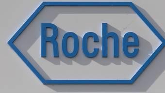 Roche konnte beim Umsatz 2017 zulegen. (Archiv)