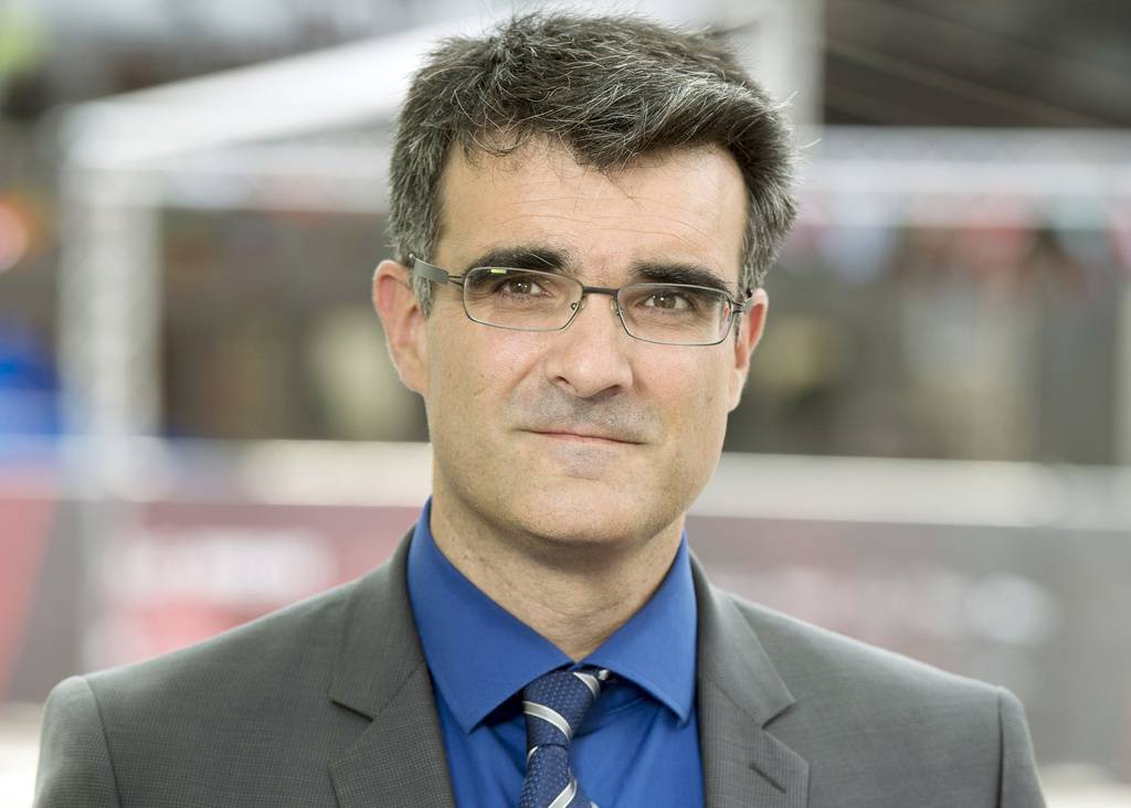 Marcus Caduff, Regierungsrat Kanton Graubünden