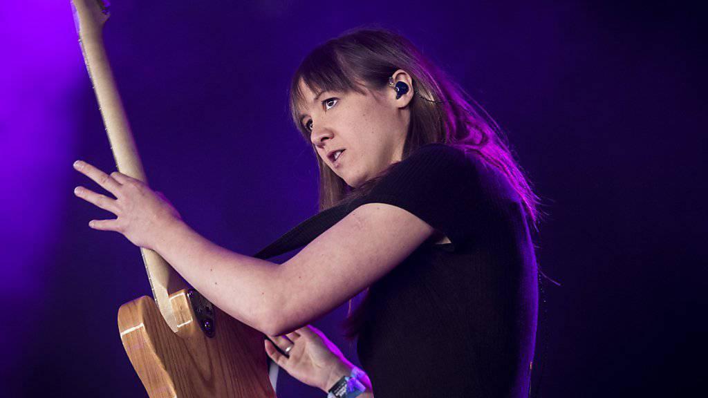 Grand Prix Musik für Singer/Songwriterin Sophie Hunger