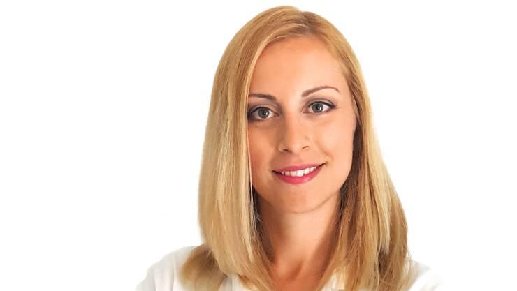 Vassiliki Alexia Hatzipouflis stellt sich in den Dienst der Patientinnen und Patienten der Pallas Kliniken in Olten.