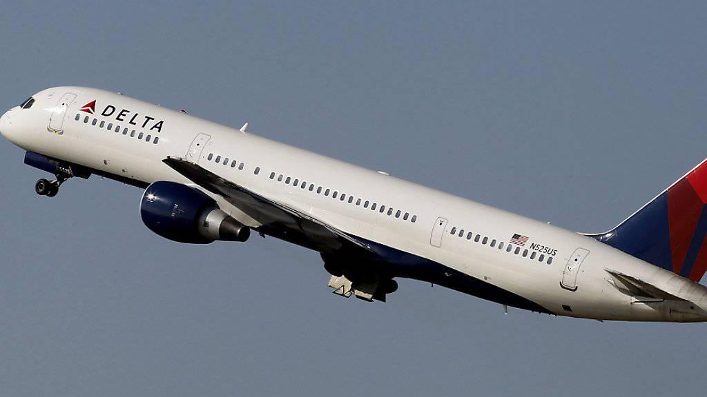 Delta setzt Flugverkehr nach Computerpanne fort