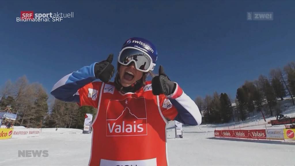 Snowboarderin Sina Siegenthaler bricht die Saison schon vor dem Start ab